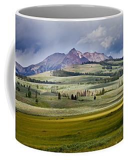 Electric Peak Coffee Mug