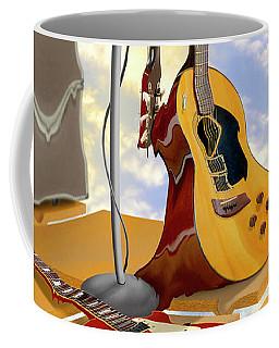 Electrical Meltdown Coffee Mug