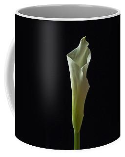 Elegance Calla Lily Coffee Mug