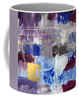 Elemental- Abstract Expressionist Painting Coffee Mug