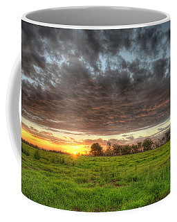 Elements Of A Waimea Sunset Coffee Mug