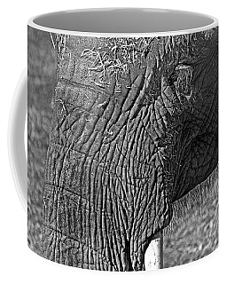 Elephant.. Dont Cry Coffee Mug by Miroslava Jurcik