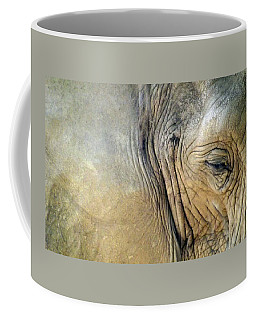 Elephant One  Coffee Mug