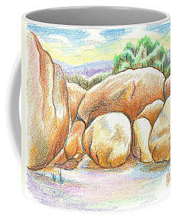 Elephant Rocks State Park II  No C103 Coffee Mug