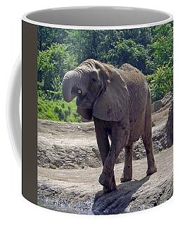 Elephant Two Coffee Mug