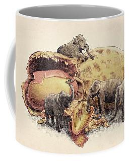 Elephant's Paradise Coffee Mug