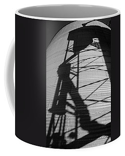 Elevator Shadow Coffee Mug