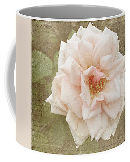 Elie Beauvillain Rose Textured Art Coffee Mug