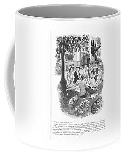 Elizabeth Conner Mcmeekin Coffee Mug