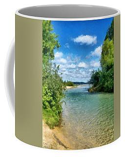 Elk River- Elk Rapids Michigan Coffee Mug