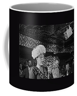 Ella Fitzgerald And Dizzy Gillespie William Gottleib Photo Unknown Location September 1947-2014. Coffee Mug