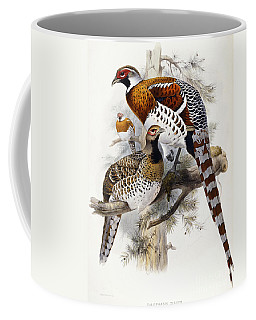 Elliot's Pheasant Coffee Mug
