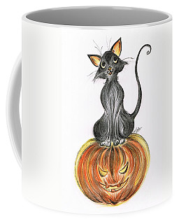 Elma's Pumpkin Coffee Mug