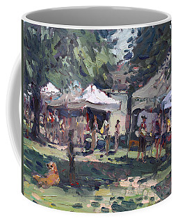 Elmwood-bidwell Farmers Market Coffee Mug