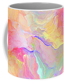 Eloquence - Abstract Art Coffee Mug