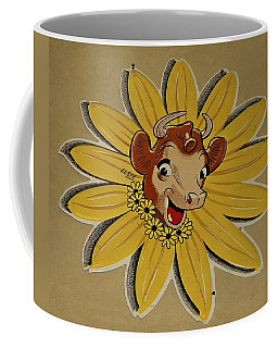 Elsie The Borden Cow  Coffee Mug