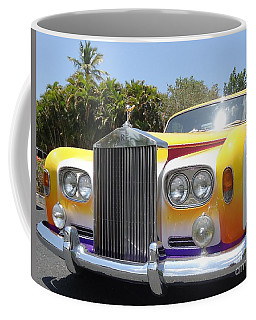 Elton John's Old Rolls Royce Coffee Mug