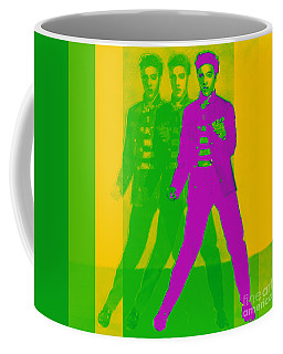 Coffee Mug featuring the photograph Elvis Three 20130215 by Wingsdomain Art and Photography