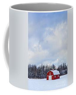 Embrace The Cold Coffee Mug