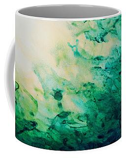 Emerald Fall Coffee Mug