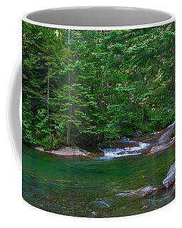 Emerald Forest Coffee Mug