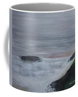 Emerald Isle Coffee Mug by Dick Bourgault