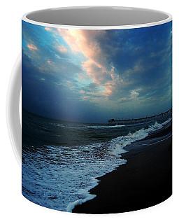 Emerald Isle Coffee Mug by Mim White