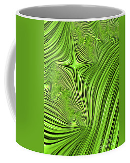 Emerald Scream Coffee Mug