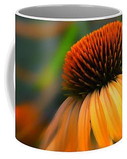 Emerging - Coneflowers - Echinacea Coffee Mug