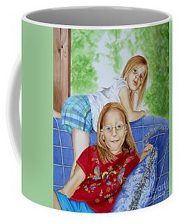 Emi And Mackenzie Coffee Mug