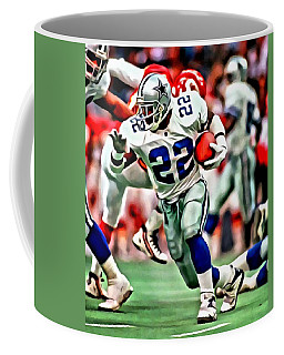 Emmitt Smith Coffee Mug