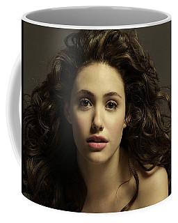 Emmy Rossum Coffee Mug
