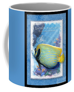 Emperor Angelfish Coffee Mug