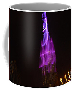 Empire Light Blur Coffee Mug