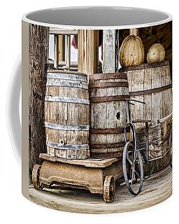 Emptied Barrels Coffee Mug