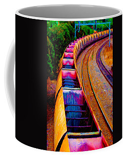Empty Coal Hoppers Coffee Mug