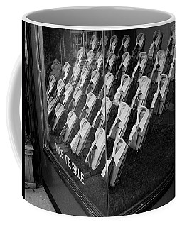 Empty Shirts Coffee Mug