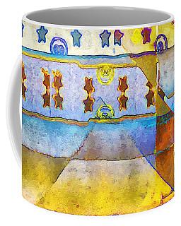 Empty Stage Coffee Mug by RC deWinter