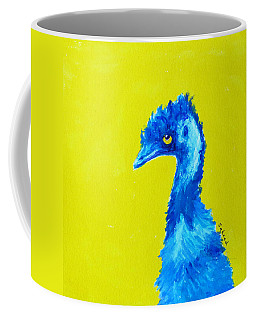 Emu Gold Coffee Mug