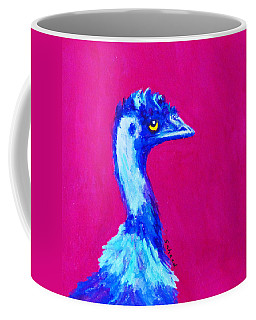 Emu Pink Coffee Mug