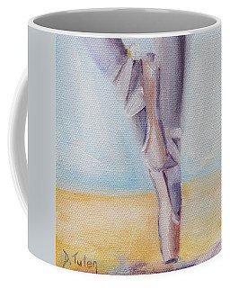 En Pointe Coffee Mug by Donna Tuten