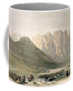 Encampment Of The Aulad-said, Mount Coffee Mug