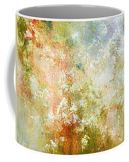 Enchanted Blossoms - Abstract Art Coffee Mug