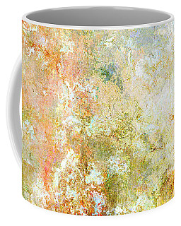 Enchanted Blossoms - Abstract Art Coffee Mug