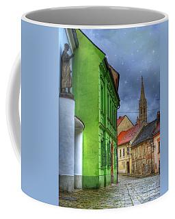 Enchanted. Bratislava Coffee Mug