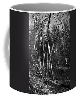 Enchanted Forest Coffee Mug by Yulia Kazansky