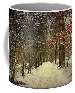 Enchanting Dutch Winter Landscape Coffee Mug