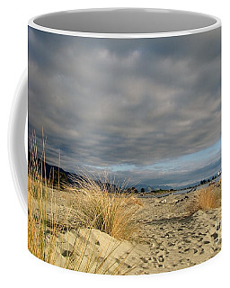 Enclosed In Between Coffee Mug