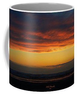 End Of A Perfect Day Coffee Mug by Jeanette C Landstrom