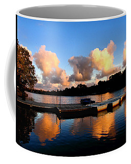 End Of A Summer Day Coffee Mug by Roger Becker